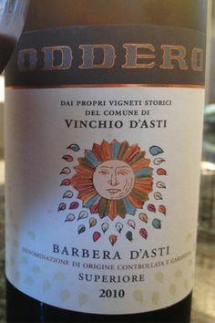 Oddero Barbera d'Asti | http://snooth.com | #wine