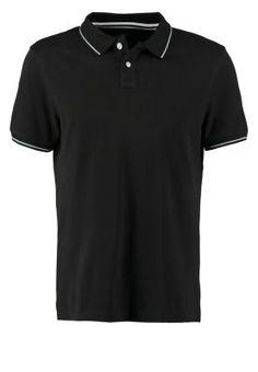 Poloshirt - black Kiomi