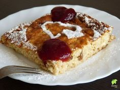 Demonic New Kind of Gm Diet Exercise Healthy Cake, Healthy Desserts, Delicious Desserts, Hungarian Desserts, Hungarian Recipes, Sin Gluten, Gm Diet Vegetarian, Cake Recipes, Dessert Recipes