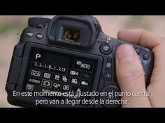 [Tutorial] Canon EOS 70D - Exploración del Enfoque Automático - YouTube