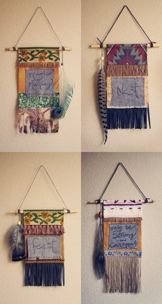 Roots and Feathers // Violet Bella: NEW JEWELRY & GYPSY PRAYER FLAGS