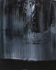 abstract N° 1295 [The black land], Koen Lybaert