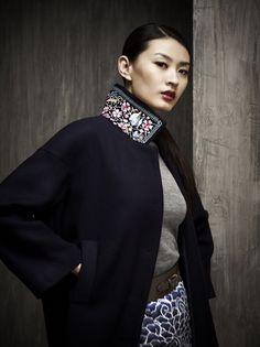 Shanghai Tang women fashion.  Latest obsession