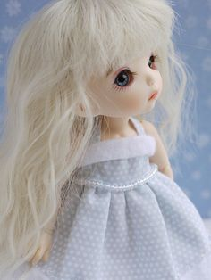 The Twelve Dolls of Christmas - Day 1 by lily_whitebear, via Flickr