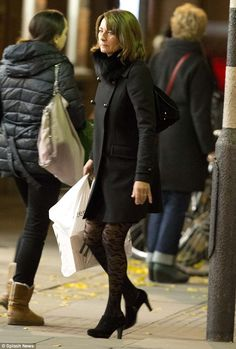 5d1909d0927 A spot of retail therapy  Carole Middleton did a spot of shopping at the  Peter