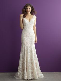 Allure Romance 2966 – Ellie's Bridal Boutique (Alexandria, VA)