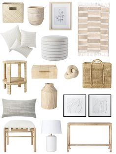 What to Buy From the Studio McGee Target Threshold Collection - Danielle Moss Home Selling Tips, Home Living Room, Apartment Living, Style At Home, Target Home Decor, Décor Boho, New Room, Home Decor Inspiration, Decor Ideas
