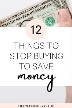12 easy ways to save money and stop spending! Try these money saving hacks to start saving money every single day! #moneysavingtips Ways To Save Money, Money Tips, Money Saving Tips, Job Career, Career Advice, Your Best Life Now, Financial Budget, Frugal Living Tips, Finance Tips