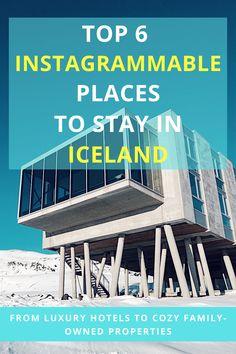 Luxury Hotels, Travel Goals, Iceland, Wander, Travel Guide, The Good Place, Travel Inspiration, Scandinavian, Travel Destinations