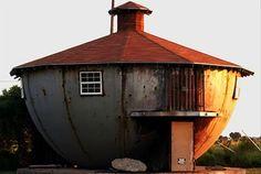 De meest bizarre huizen ter wereld   Wonen voor Mannen