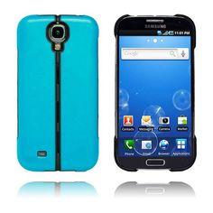 Folding Case (Blå) Samsung Galaxy S4 Case