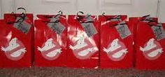 I love this little Goodie bag idea. Just need to find Ghostbusters themed goodies to put inside. Ghostbusters Birthday Party, Ghostbusters Theme, Halloween Birthday, Boy Birthday, Birthday Ideas, Frozen Birthday, Happy Birthday, Winter Birthday Parties, Theme Parties