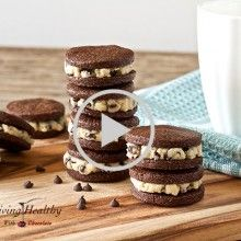Paleo Cookie Dough Oreos