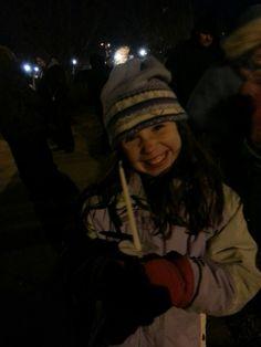 2013 Nashua Christmas Stroll with Lexi