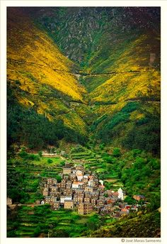 Piodao Village, Central Portugal