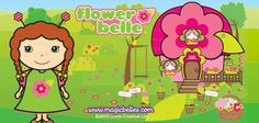 #Flower Belle can't wait to invite you in to #Blossom #Lodge!