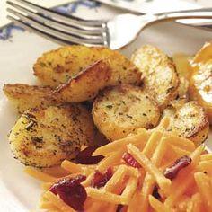 Favorite Herbed Potatoes Recipe ~ easy, easy, easy!