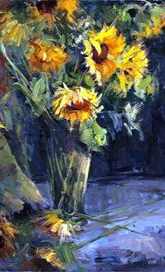 Wilting Sunflowers...