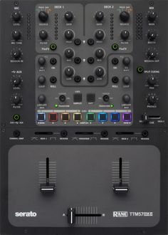 Introducing the New Rane TTM57mkII for Serato DJ | Rane DJ