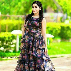 Rashmi Long Gown Dress, Frock Dress, Long Frock, Long Gowns, Long Dresses, Maxi Dresses, Dress Skirt, Long Dress Design, Girls Frock Design