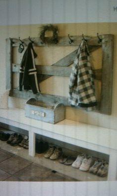 Repurpose idea..from funky junk interiors blog