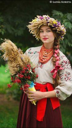 Photo by Anna Senik, http://www.ladna-kobieta.co...Ukraine, from Iryna