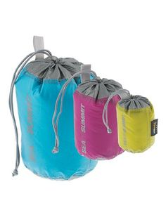 Sea to Summit Travelling Light Stuff Sack Set S  M  L *** Click image for more details.
