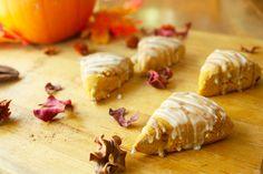 Pumpkin Spice Scones - Gluten Free