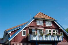 "Hotel Villa ""Misko namas"" in Nida Lithuania"
