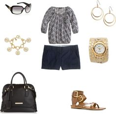 """Coffee Date"" by annekesguidetostyle on Polyvore"