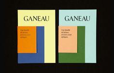 Ganeau Typeface by Sandrine Nugue