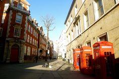 London calling! Brasserie deliciosa em Covent Garden!