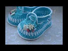 TODO PARA BEBES Tejidos A Crochet - YouTube