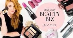 Starting Avon Representative Business - www.joinnessasreps.biz