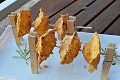 Pasión y Tentación: Ravioles fritos especiados {aperitivo} [PLATO GANADOR!]