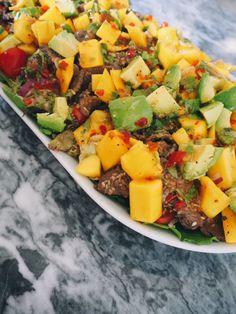 Susan Törnqvist – Interior By Susan Yummy Asian Food, Yummy Food, Asian Recipes, Healthy Recipes, Ethnic Recipes, Vegan Scones, Caesar Pasta Salads, Steak Salad, Love Food