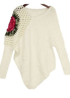 Beautiful sweater.