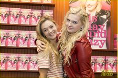 abigail breslin book launch takeover 02
