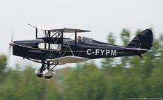 de Havilland DH-83 Fox Moth > Vintage Wings of Canada