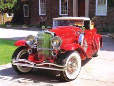 1932 Duesenberg Model J Convertible By Murphy