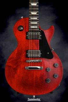 Gibson Les Paul Studio Faded 2016 T - Worn Cherry | Sweetwater.com