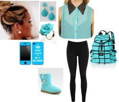 """Untitled #104"" by brebrea123 ❤ liked on Polyvore"