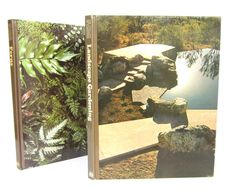 1970s Time-Life landscape gardening books