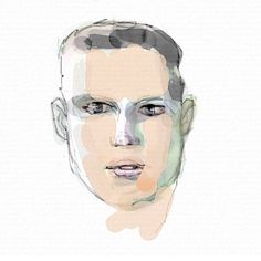By @warrandale on iPad using Auryn ink #aurynink...