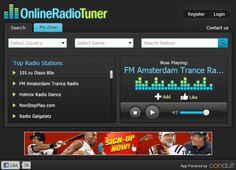 TuneYou Radio App - RadioTuner | Conduit