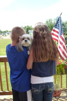 ~Happy 4th of July Blessings~ ♥Grandkids and Dallas ♥