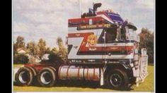 Aussie rigs Road Train, Cab Over, Kenworth Trucks, Semi Trucks, Cool Trucks, Rigs, Tractors, Monster Trucks, The Unit