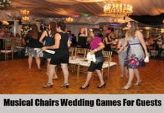 9 The Most Fun Wedding Games For Guests