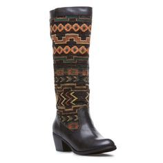 NEED IT.  Textiled boots are THE boot this Fall.