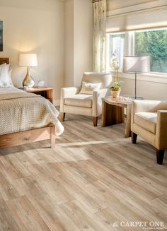 Earthscapes vinyl floors from Carpet One give you the look of beautiful hardwood. Learn more about today's vinyl floors at CarpetOne.com